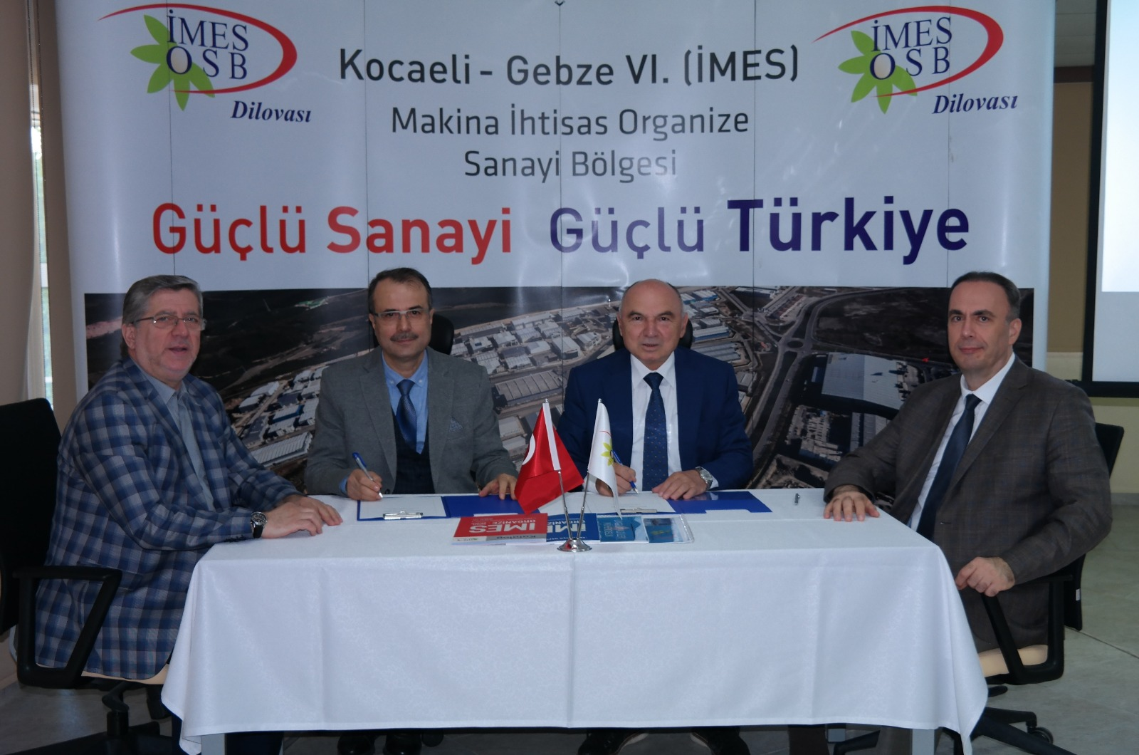 IMES OIZ and Marmara University Cooperation