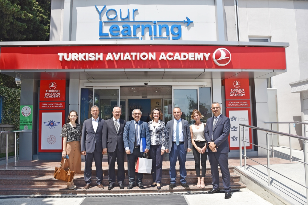 Education  Cooperation Between Marmara University and Turkish Airlines
