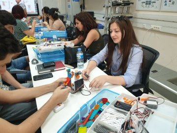 Robotic Coding Training of Trainers Program Gave  Its First Graduates