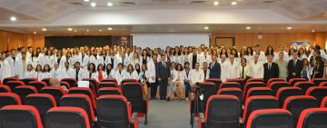 Marmara University Held Its  White Coat Ceremony