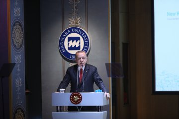 "President Erdoğan Said: ""We Will Bring Our Country To Where It Deserves To Be In The Field Of Alternative Finance."""