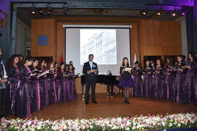 Marmara Üniversitesi 136 yaşında 79