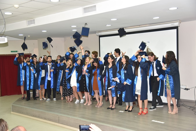 Graduation Ceremony of French Language Teaching  Department