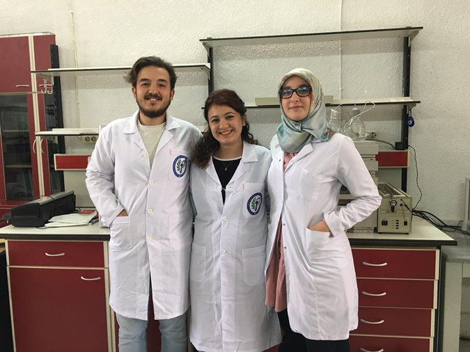 Tubitak Success of Faculty of Pharmacy  Students