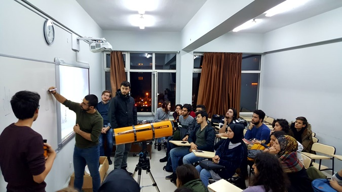 Telescope Introduction and Installation  Education