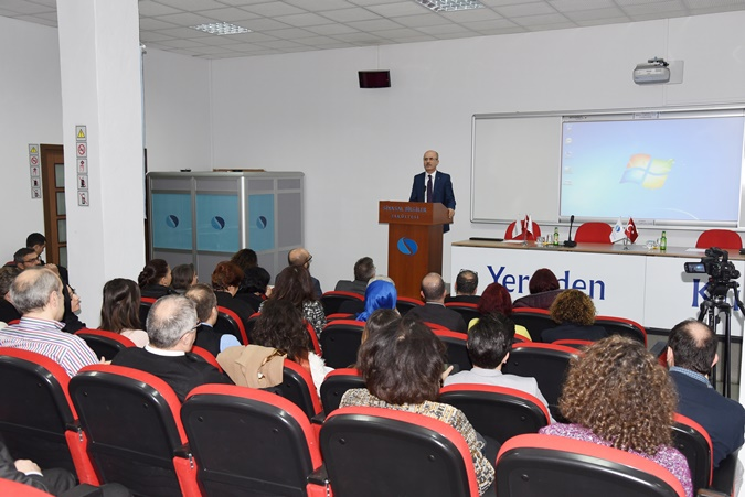 Faculty of Political Sciences 2018-2019 Academic General Meeting Was Held With The Participation of Rector Erol Özvar