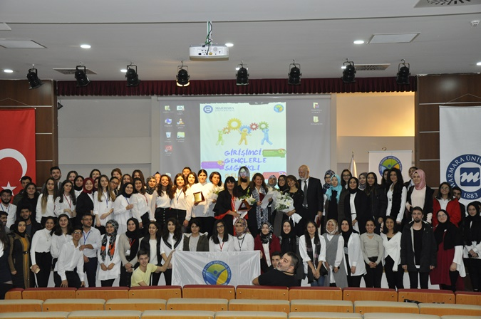 """Healthy Future With Young Entrepreneurs"" Event  Was Held"
