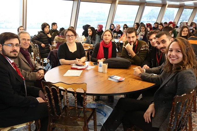 Introductory Trip Was Organized In Bosphorus