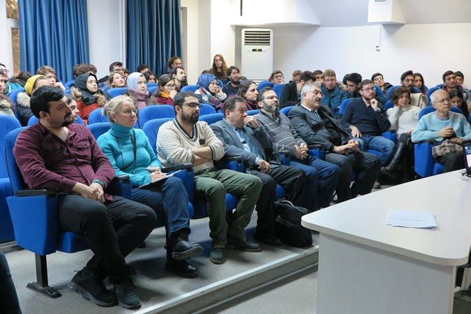 Metallurgical and Materials Engineering Club Organized A Seminar