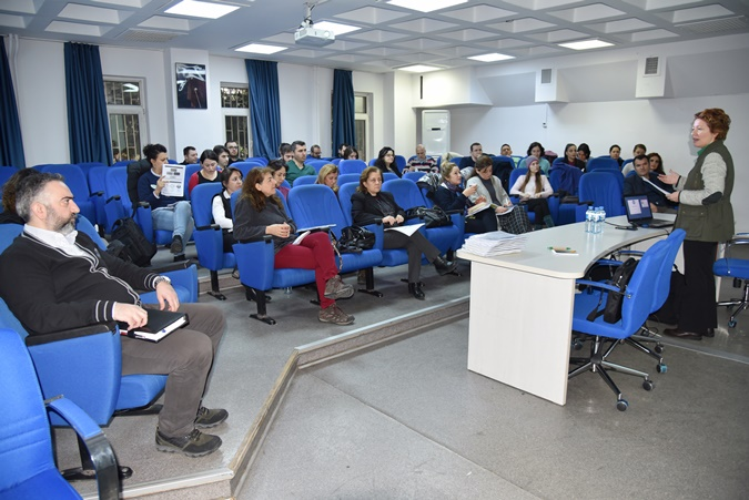 AB  Project Writing Event Was Held