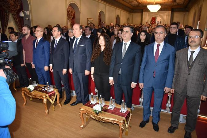 Marmara Üniversitesi 136 yaşında 26