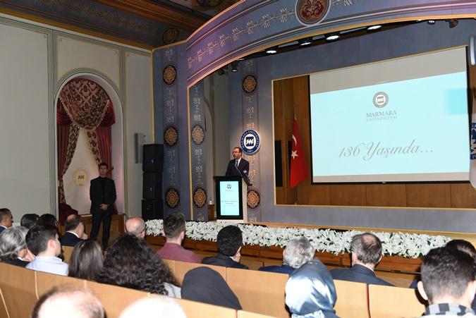 Marmara Üniversitesi 136 yaşında 11