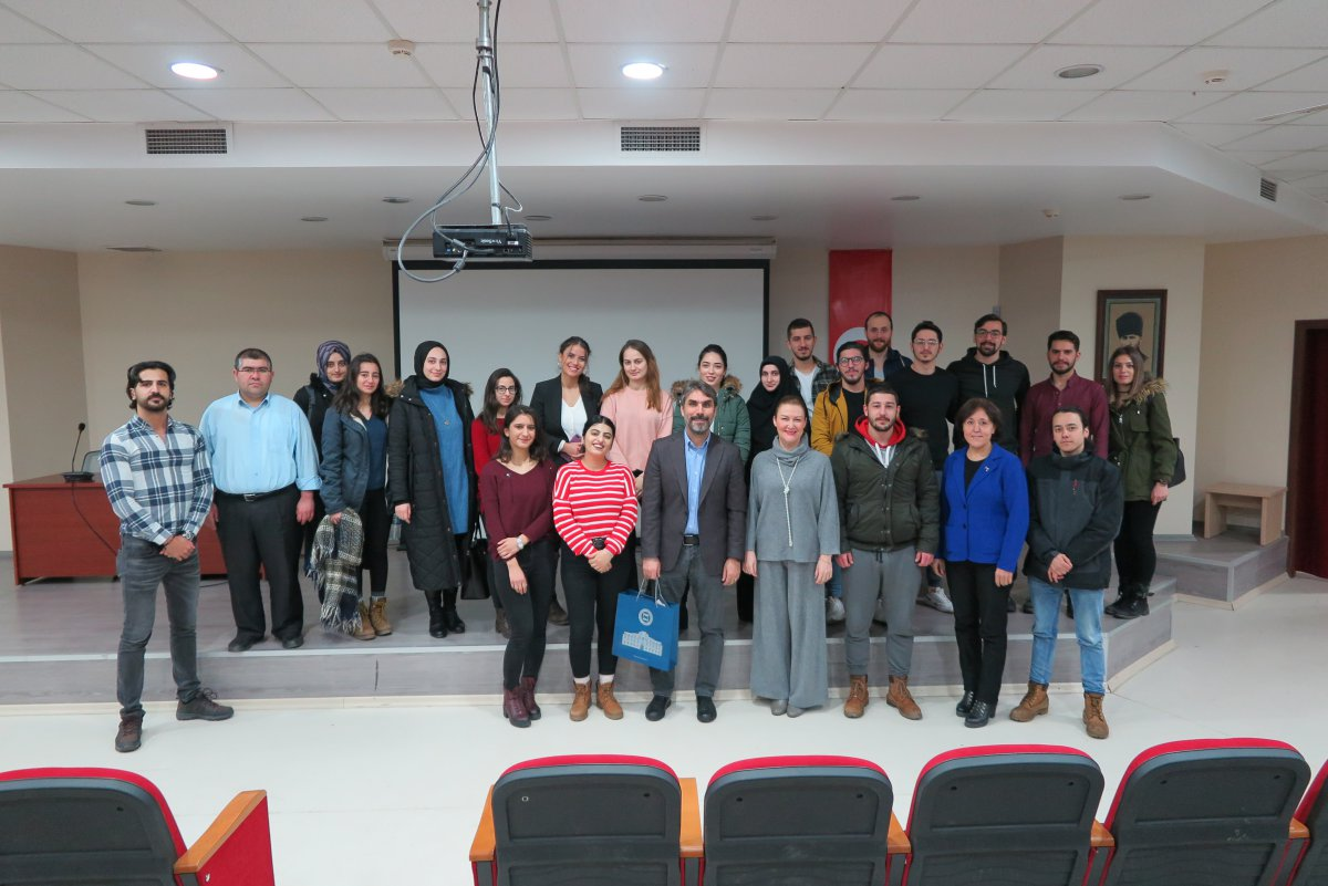Seminar on Success Stories and Career Oppurtunities in the Pfizer