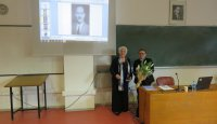 Prof. Dr. Emine Gürsoy Naskali Gave a Seminar on the Studies for Turkish Name Science